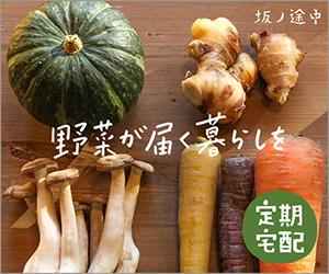 うれしいおまけ付き!旬のお野菜セット定期宅配【坂ノ途中】